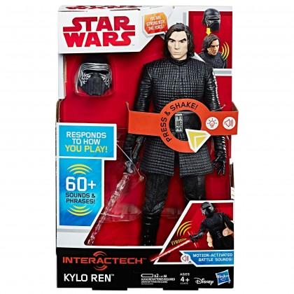 Hasbro Star Wars Interachtech Kylo Ren Electronic Figure
