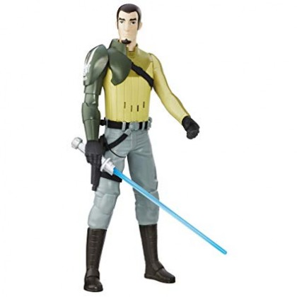 Hasbro Star Wars Rebels Electronic Duel Kanan Jarrus Action Figure