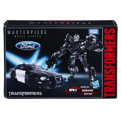 Transformers Masterpiece Movie Series MPM5 Barricade