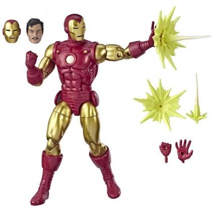 Marvel Legends 6 Inch 80th Anniversary Iron Man