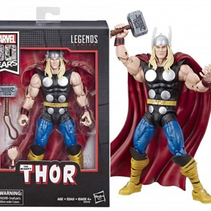 Marvel Legends 6 Inch 80th Anniversary Thor