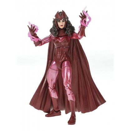 Marvel Legends 6 Inch 80th Anniversary Quicksilver, Magneto & Scarlet Witch 3-Pack