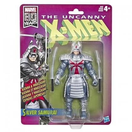 Marvel 80th Anniversary The Uncanny X-Men (Set of 6)