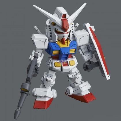 Bandai SD Gundam Cross Silhouette RX-78-2 Gundam