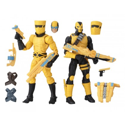 Avengers Marvel Legends A.I.M. Scientist & A.I.M. Trooper Two-Pack