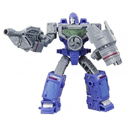 Transformers Siege War for Cybertron Deluxe Refraktor