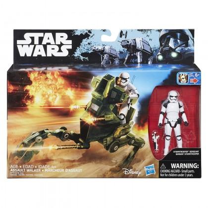 Star Wars Rogue One 3.75 Inch Vehicle Assault Walker