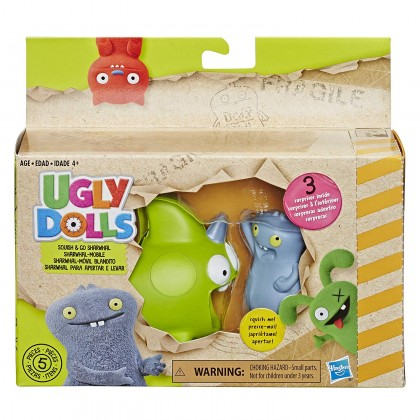 Ugly Dolls Squish & Go Sharwhal