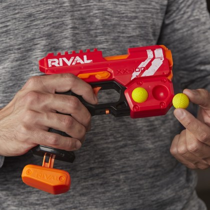 Nerf Rival Knockout XX 100 Blasters (RED)