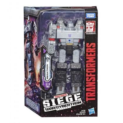 Transformers Siege War for Cybertron Voyager Megatron