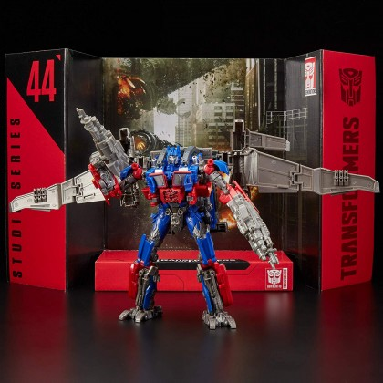Transformers Studio Series SS44 Leader Jetwing Optimus Prime