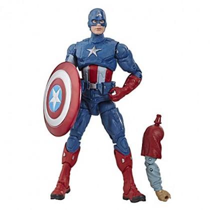 """Marvel Legends 6"""" Captain America (BAF Fat Thor)"""