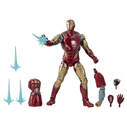 "Marvel Legends Endgame 6"" Figure Ironman Mark 85"