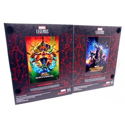 "Marvel Legends 6"" SDCC 2019 Exclusive Grandmaster & Collector 2 Pack"