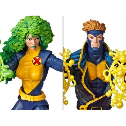 Marvel Legend Series 80th Anniversary X-Men (Marvel's Havok & Marvel's Polaris)