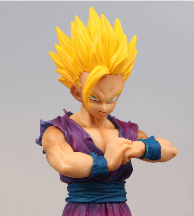 Banpresto Dragon Ball Z Grandista Resolution of Soldiers Son Gohan Figure