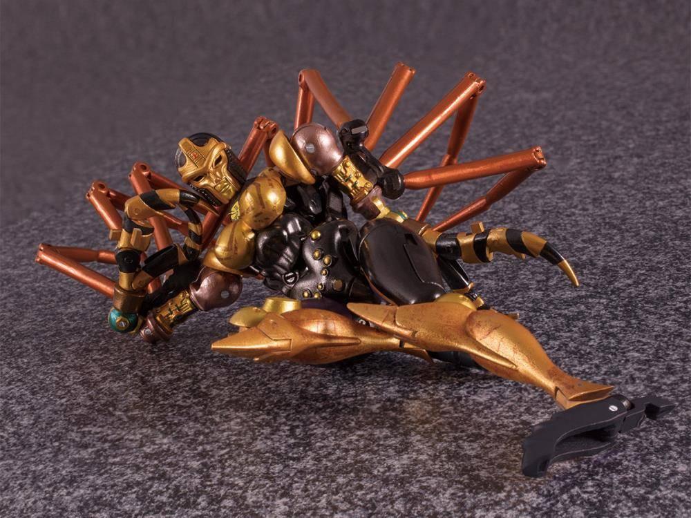 Transformers Masterpiece MP-46 Destron Spy Blackwidow Beast Wars TAKARA TOMY