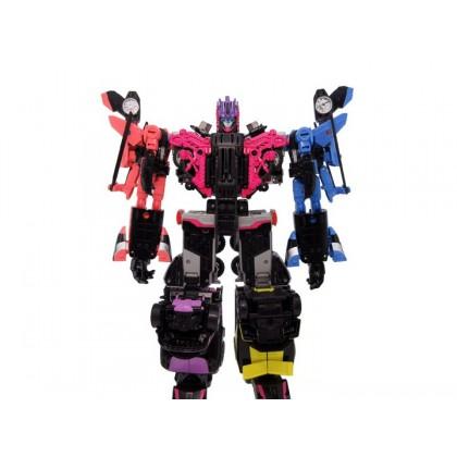 Transformers Unite Warrior UW-EX Woman Decepticon Warrior Combiner Megatronia