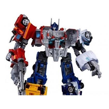 Transformers Unite Warrior UW-05 Autobot Car Robots Combiner Convoy Grand Prime