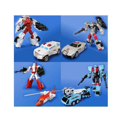 Transformers Unite Warrior UW-03 Autobot Protectobots Combiner Defensor