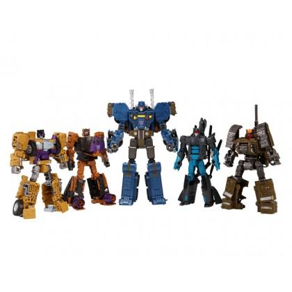 Transformers Unite Warrior UW-07 Decepticon Combacticons Combiner Bruticus