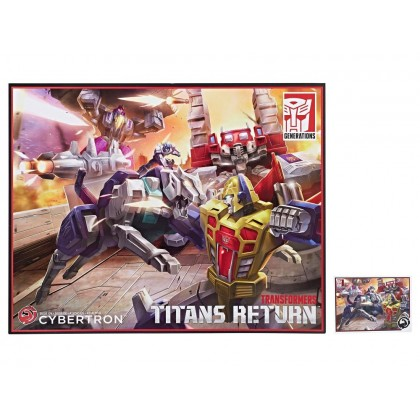 Transformers Titans Return Siege on Cybertron