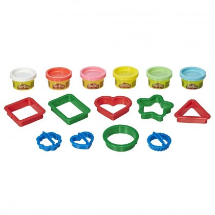Play-Doh Fundamentals Shapes Tool Set