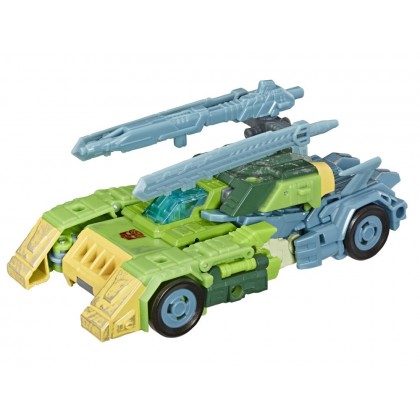 Transformers War for Cybertron: Siege Springer Voyager Class