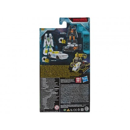 Transformers War for Cybertron: Earthrise Trip-Up & Autobot Daddy-O