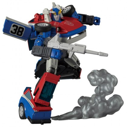 Transformers Masterpiece MP19+ Smokescreen