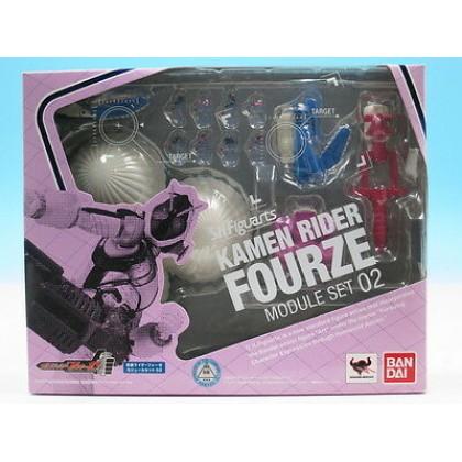 Bandai S.H.Figuarts Kamen Rider Fourze Module Set 02