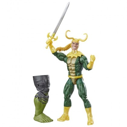 Marvel Legends Endgame BAF Hulk (Set of 7)