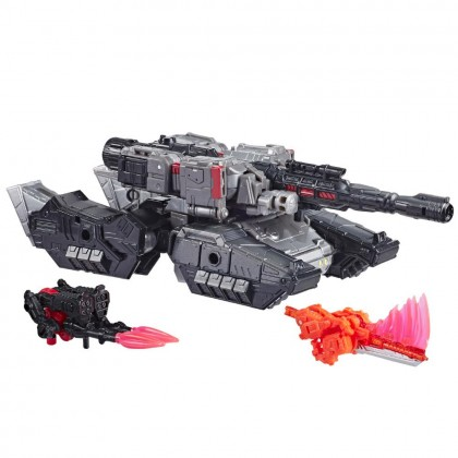 Transformers Siege : War for Cybertron Voyager Class Hotlink & Megatron (Set of 2)