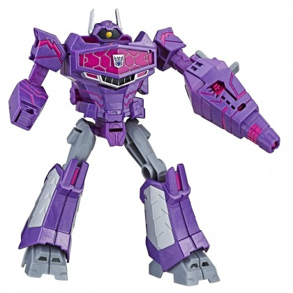 Transformers Cyberverse Power of Spark Ultra Shockwave