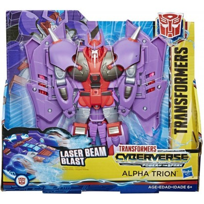 Transformers Cyberverse Power of Spark Ultra Alpha Trion