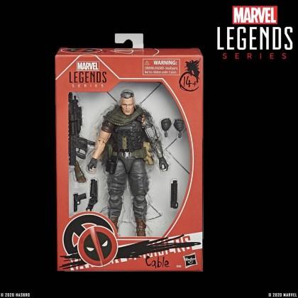 """Marvel Legends 6"""" X-Men Cable Action Figure"""