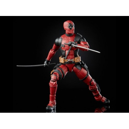 "Marvel Legends 6"" Deadpool & Negasonic Teenage Warhead"
