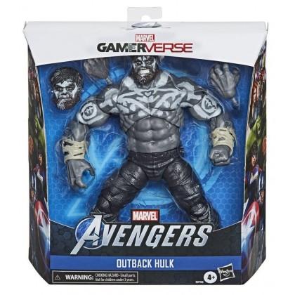 "Marvel Legends 6"" Hulk (grey coloured) GamerVerse"