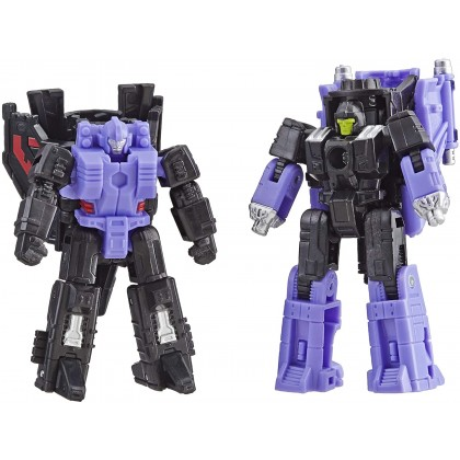 Transformers Generations War For Cybertron:Siege Micromaster WFC-S5 Decepticon Air Strike Patrol 2-Pack Action Figure