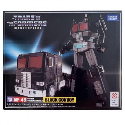Transformers Masterpiece MP-49 Black Convoy (Nemesis Prime)