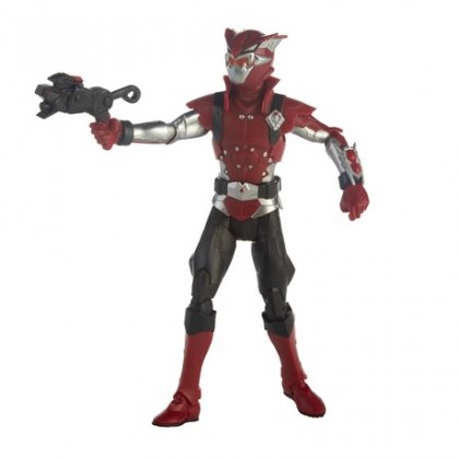 "Power Rangers Beast Morphers Cybervillain Blaze 6"" Action Figure"