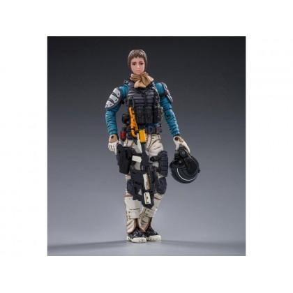 JoyToy War Stars Starhawk 12th Peron Patrol 1/18 Scale Figure Set