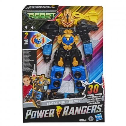 Power Rangers Beast Morphers Beast-X King Ultrazord