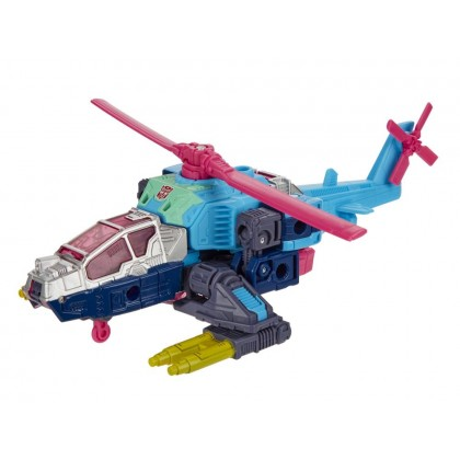 Transformers Generations Selects Deluxe Rotorstorm