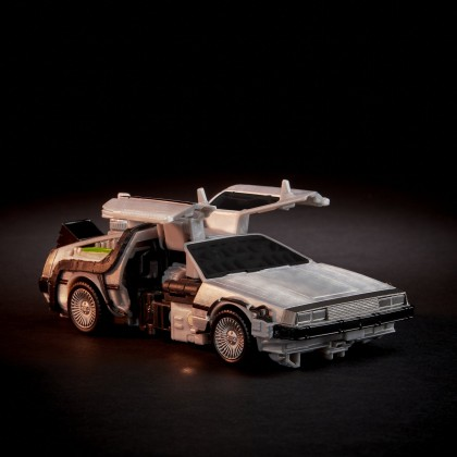 Transformers Generations Collaborative: Back to the Future Mash-Up - Gigawatt