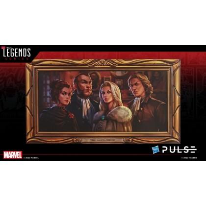 "Marvel Legends 6"" The Hellfire Club"