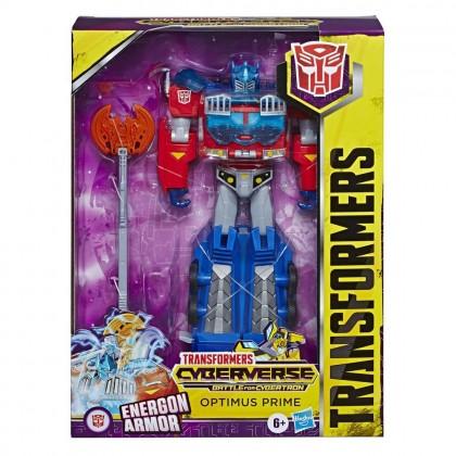 Hasbro Transformers Cyberverse Ultimate Optimus Prime