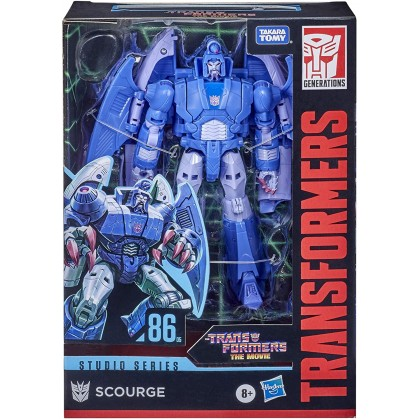 Transformers Studio Series SS86-05 Voyager Class Scourge