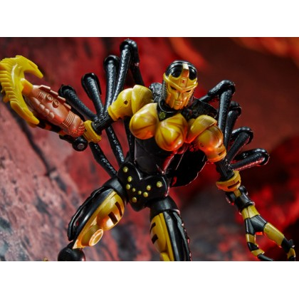 Transformers Kingdom War for Cybertron Deluxe Class Blackarachnia