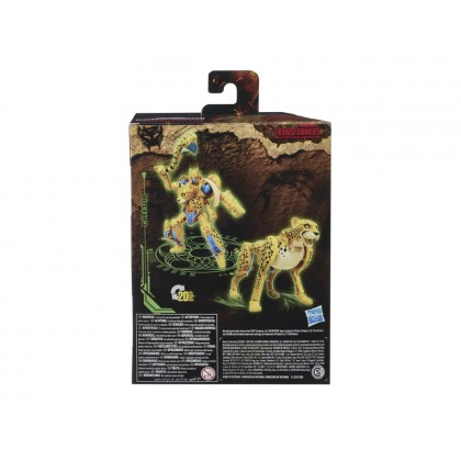 Transformers Kingdom War for Cybertron Deluxe Class Cheetor